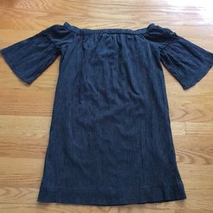 Madewell mini off shoulder dress. Excellent!!